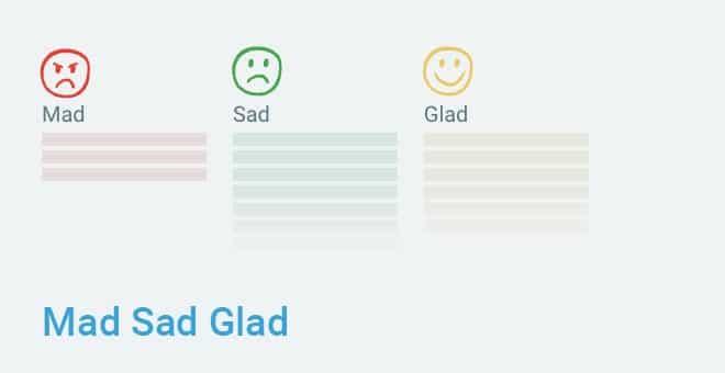 Mad Sad Glad