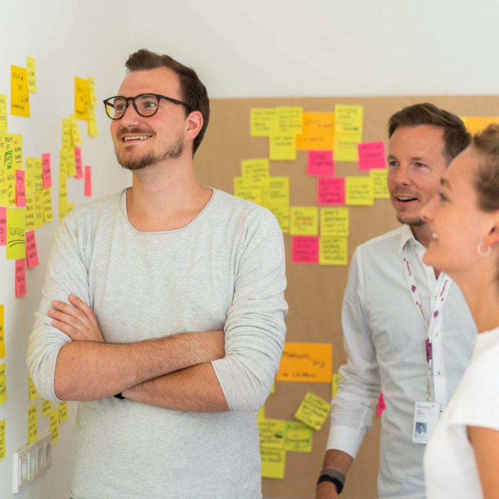 remote retrospective challenge at Eurowings