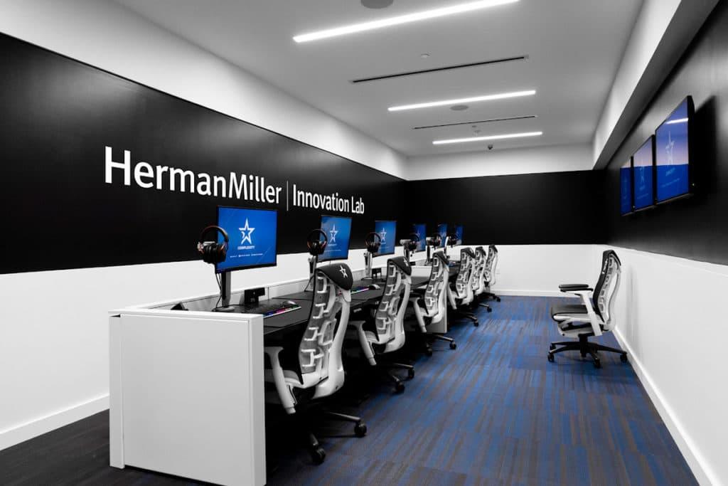 Herman Miller Remote Retrospective for Agile Team